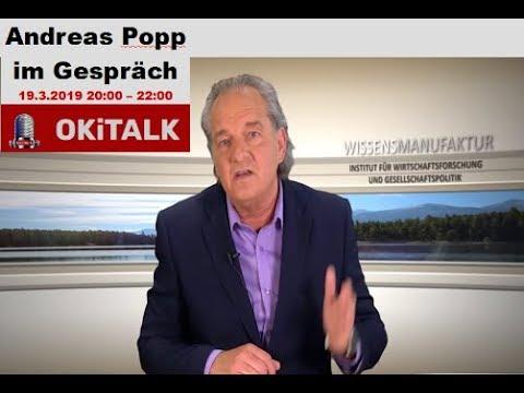 Andreas Popp Im Gespraech mit OKiTALK