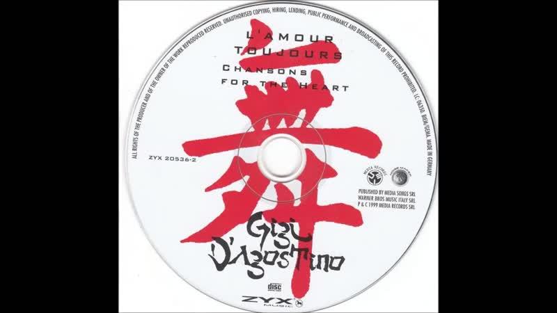 Gigi DAgostino LAmour Toujours Full 2 Albums 1999