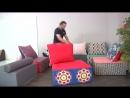 Что такое iQМебель Мягкие диванные модули и блоки, съёмные чехлы из мебельных тканей, удобные подушки и валики-всё просто!