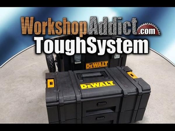 DeWALT ToughSystem Mobile Tool Storage