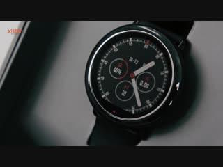 Смарт часы Xiaomi Amazfit Pace - Обзор