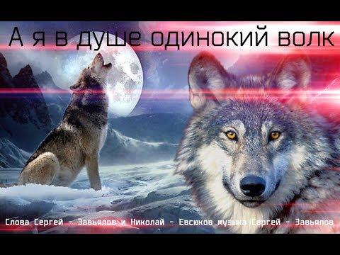 Сергей Завьялов =-=-=-=А я в душе одинокий волк =-=-==-=-=-сл. Сергей Завьялов и Николай Евсюков