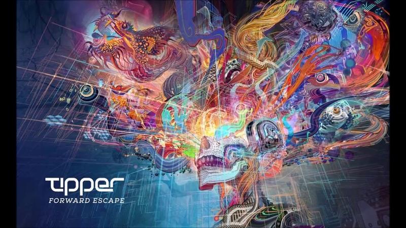Tipper - Forward Escape - full album (2014)