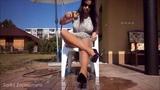 Bellinda functional pantyhose + bonus wetlook video