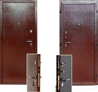 металлические двери на заказ сзао