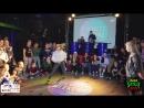 1/8 DANCEHALL PRO ОЛЯ GRF vs АНГЕЛИНА/ USG GUEST WEEKEND