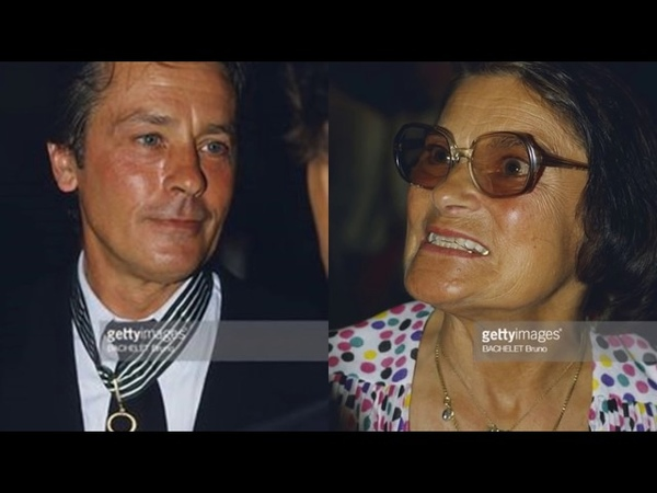 ALAIN DELON EDITH BOULOGNE CARTA A MI MADRE (RICHARD CLAYDERMAN)