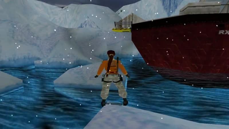 3.32 Tomb Raider III_ AoLC - Антарктика 1_4