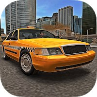 Taxi Sim 2016 [Мод: много денег]