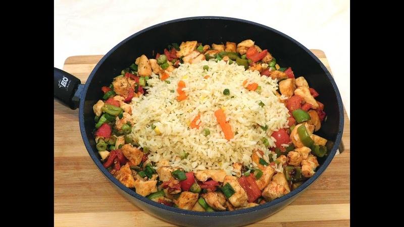 Обалденный обед за 30 минут Не пожалеете если приготовите