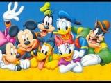 Classic Disney Cartoons, Donald Duck, Mickey Mouse, Pluto and Goofy!