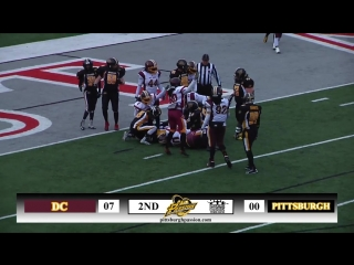 2018 Pittsburgh Passion vs DC Divas