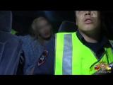 Пьяная автолюбительница устроила шоу перед ГИБДД
