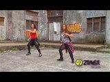 Desde esa noche (Remix) - Thalia ft Maluma - Meli Espinoza - Zumba Choreography