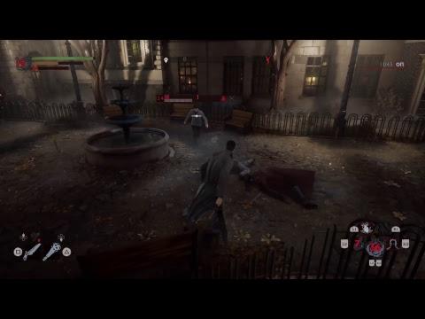 Стрим Vampyr 4 DrakeDoog стал вампиром