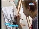 Дизайнеры Пятигорска увлеклись техникой рисования Ренессанса