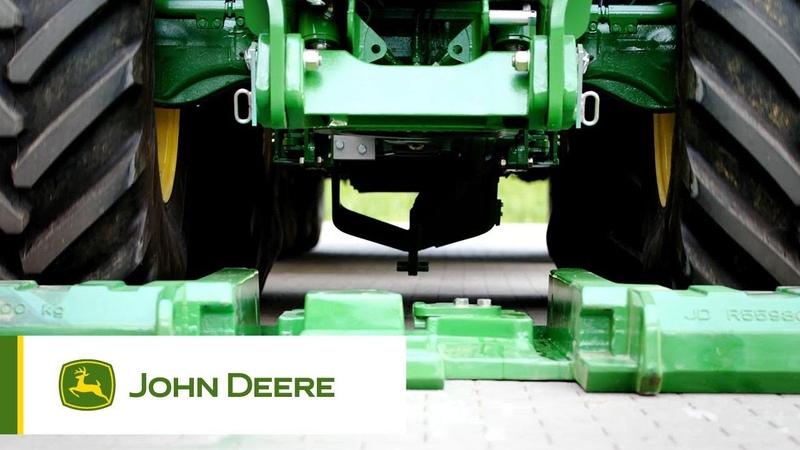 John Deere 7R Tractors EZ Ballast
