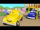 малыши в Автомобильном Городе - Прятки - детский мультфильм