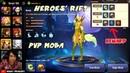 DNM Versi MOBA Heroes RIFT Gameplay Dragon Nest M EASY
