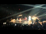 Beyonce Live in I will always love you/ Halo at Auckland ( The Mrs. Carter Show World Tour)