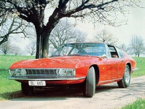 Monteverdi High Speed 375S Frua швейцарский спортивный автомобиль Спортивный двухместный автомобиль Monteverdi High Speed 375S Frua был создан в 1967году совместными усилиями швейцарской