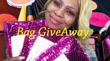 Glam Bag GiveAway with 1K Yellow Diamond
