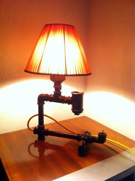 Идеи оригинальных светильников