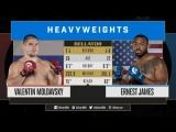 Bellator 202 Valentin Moldavsky vs. Ernest James Валентин Молдавский vs. Эрнест Джеймс
