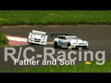 R/C Racing 1:10 Father and Son with Touring BWM Rc Cars