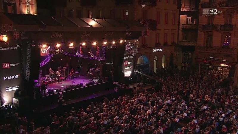 Sinead OConnor - Live Estival Jazz Lugano (2014)