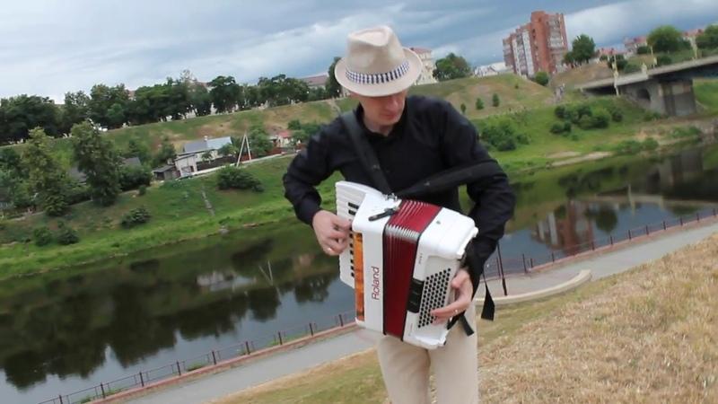 DESPACITO - cover fisarmonica accordeon - Leonid Yuhnik (Деспасито - Аккордеон)