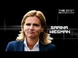 Претенденты на награду «Лучший тренер года в женском футболе»