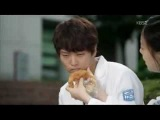 Good Doctor 굿닥터 Episode 2 YoonSeo try to feed Si on wih her hands