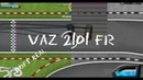 Drift real. Vaz 2101 FR