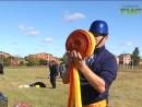 Свои умения и навыки демонстрировали добровольные пожарные команды и дружины