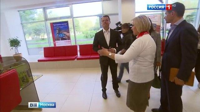 Вести-Москва • Вести-Москва. Эфир от 12.09.2016 (14:30)