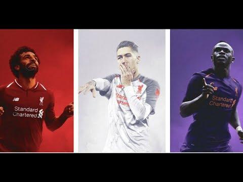 Mohamed Salah Roberto Firmino Sadio Mane 2018 - Liverpool SFS Trio - Ready For Next Season