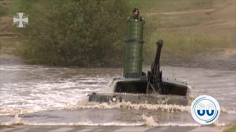 60 Sekunden Bundeswehr Leopard 2A6
