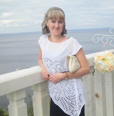 Анна Кулагина, 2 ноября 1987, Октябрьск, id145321553