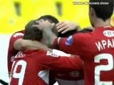 Спартак - Ростов (3:1) - Второй гол Алекса Мескини