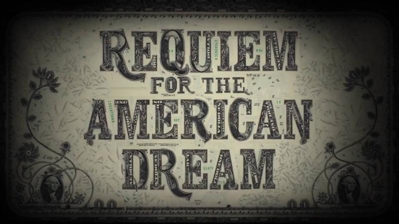 Реквием по американской мечте 2015 трейлер