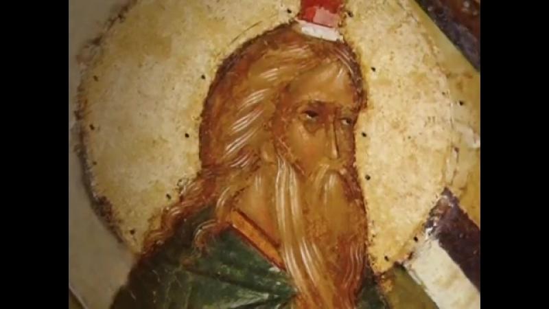 Благовещение Пресвятой Девы Марии.