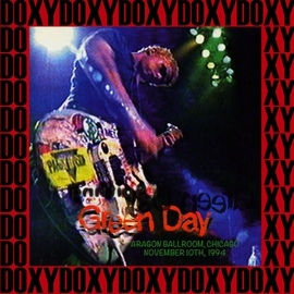 Green Day альбом Aragon Ballroom, Chicago, November 10th, 1994