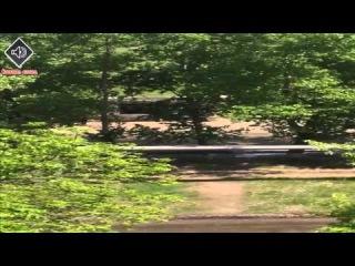 Срочно: Колонна БТР, Ковшаровка, 10.05 2014, За 20 домом, в сторону Славянска