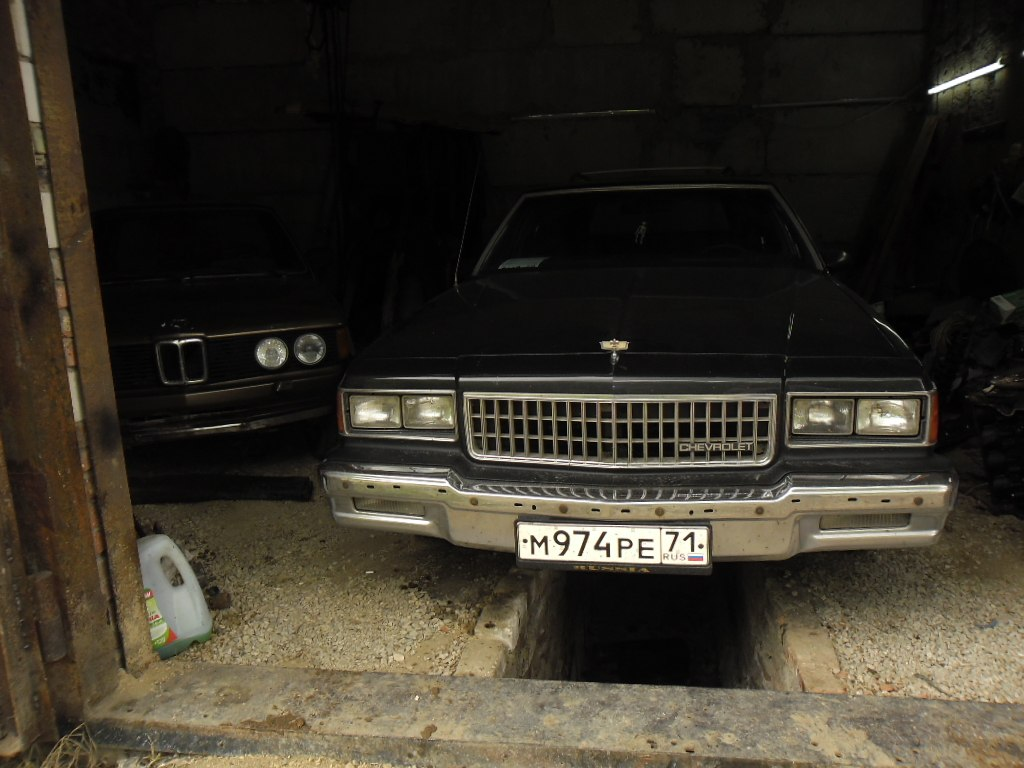 Chevrolet Caprice Classic Wagon 1989 from Russia S84AK1V5COk