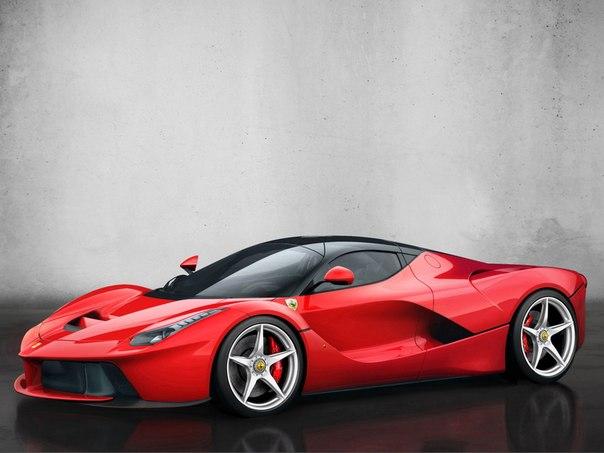 2013 Ferrari LaFerrari Годы выпуска: 2013-н.в. Класс: supercar Тип кузова: 2-х дверное купе Двигатель: V12 6.3 L / electric motor Мощность: 963 л.с. Крутящий момент: 900 Нм КПП: МКПП-7 Привод: задний Компоновка: среднемоторная Макс. скорость: 350 км/ч 0-100 км/ч: 3.0 сек. Тип топлива: бензин Страна производитель: Италия