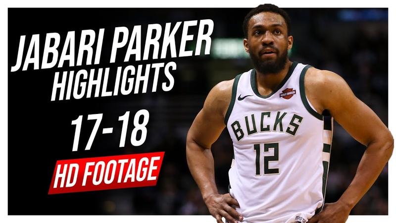Bucks PF Jabari Parker 2017-2018 Season Highlights ᴴᴰ