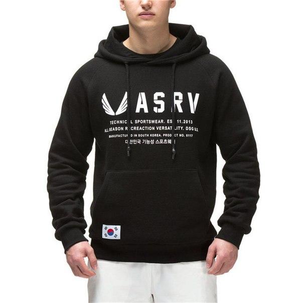 Толстовки ASRV