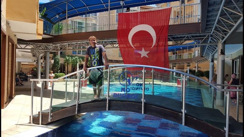 Trip to Turkey - Поездка в Турцию