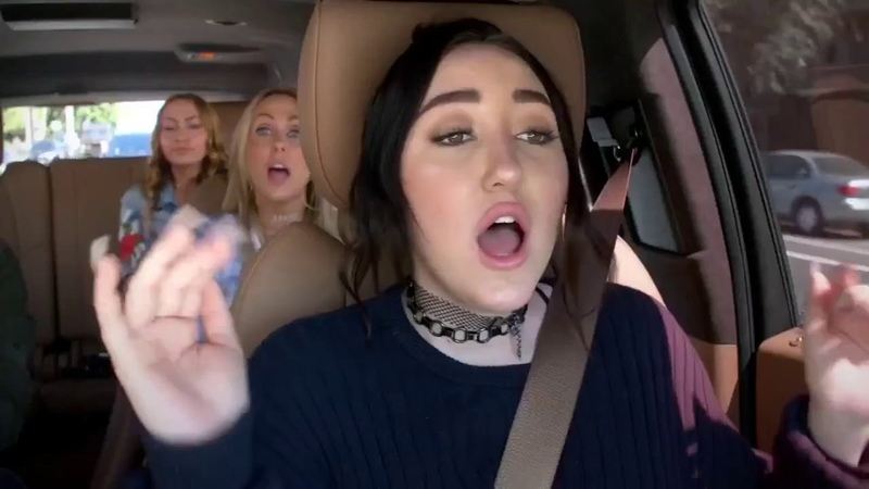 Carpool Karaoke: The Series - The Cyrus Family 3/4 - 29/8/2017